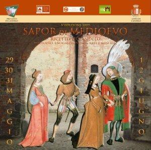 Sapor di Medioevo Biella 2009