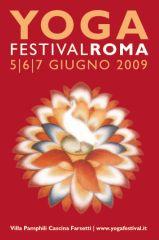 Yoga Festival a Roma 2009
