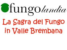 Fungolandia la sagra del fungo valle brembana