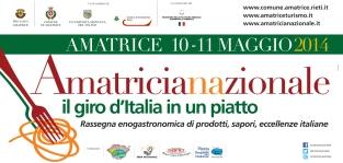 Amatricianazionale_Manifesto